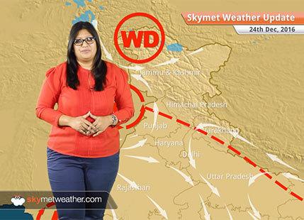 Weather Forecast for Dec 24: Fog in Delhi, rain in Andaman and Nicobar Islands