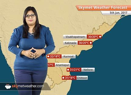 Weather Forecast for Andhra Pradesh for Jan 5: Andhra Pradesh to witness dry weather