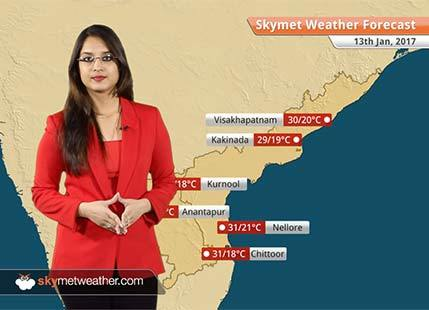 Weather Forecast for Andhra Pradesh for Jan 13: Warm days in Andhra, Cool nights in Rayalaseema