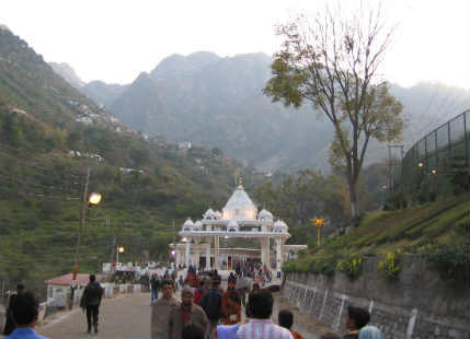 Clear weather for Vaishno Devi