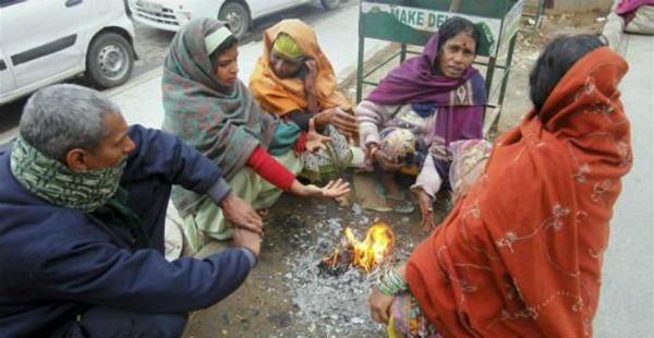 Delhi winter chill-Zeenews 600