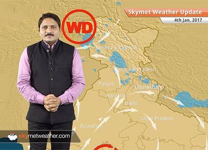 Weather Forecast for Jan 4: Kashmir, Himachal, Uttarakhand to get heavy snow