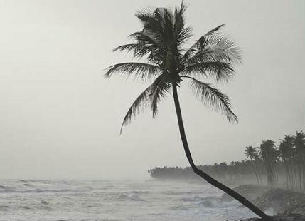 Rain in Andaman