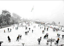 Shimla snowfall_The Indian Express 429