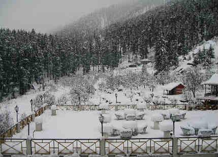 Hills of North India are colder than Antarctica