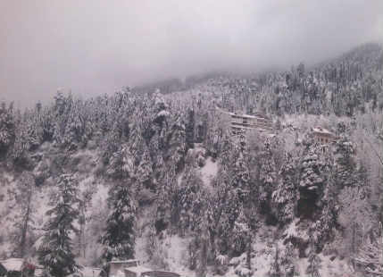 Decrease in snowfall expected over Hills of North India