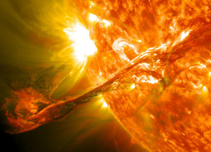 Upcoming destructive solar storm to cause damages worth $40bn