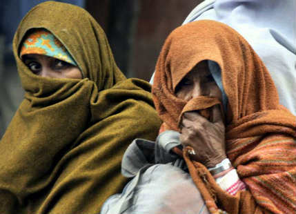 Cold wave abates Northern plains of India for now
