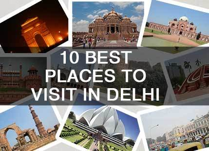 Here's what you must not miss while visiting Delhi