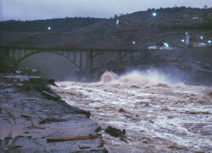 Incessant rain causes flooding in California, 4 dead, evacuation initiated