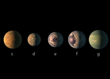 Life Beyond Earth: NASA finds new Earth like planet 40 light-years away