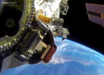 From NASA: Now streaming live, space from Earth