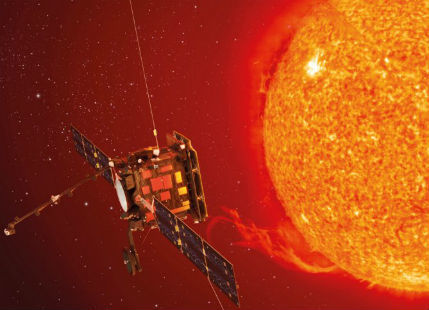 NASA to send robots to surface of sun in 2018
