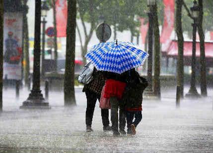 Punjab, Haryana receive light rains; more showers likely