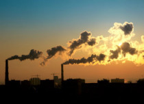 Ozone pollution in India