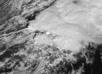 MUST SEE: NASA tracks Louisiana tornado from Space