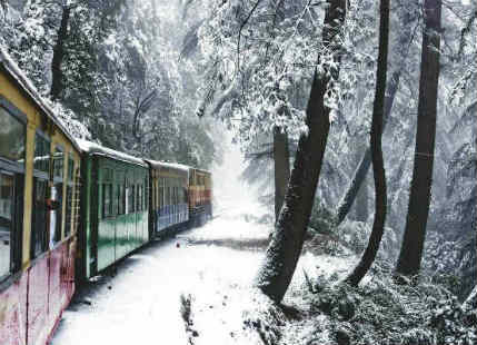 5 snowy trips you must take in India
