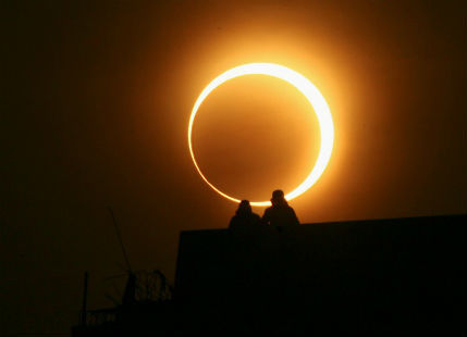 Most of South America to witness 'ring of fire' solar eclipse today