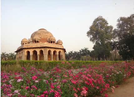 Spring in Delhi