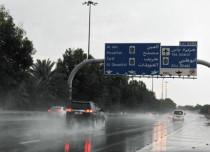 Rains in UAE
