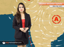 Weather Forecast for Feb 28: Snow in Kashmir, Himachal; Rain in Punjab, Delhi