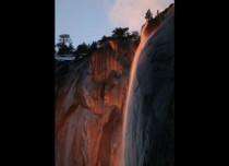 Yosemite Firefall 2