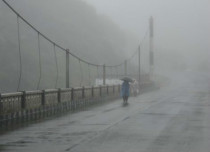 Cherrapunji observes record breaking rains of 251 mm