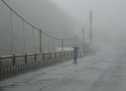 Cherrapunji observes record breaking rains of 251 mm