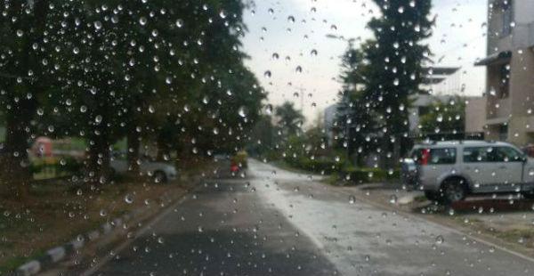 Chandigarh Rains - 1
