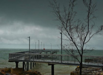 Cyclone Blanche drenches Northern Territory in Australia