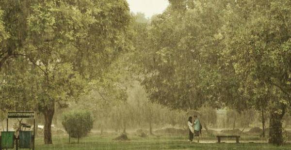 Delhi Rains 1
