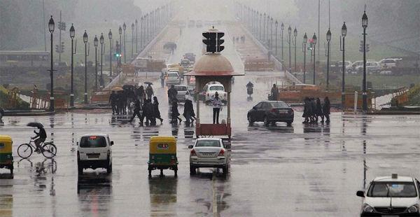Delhi to witness rain on 05 April 2017   Skymet Weather ...
