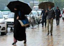Jammu and Kashmir, Himachal, Uttarakhand to witness rain