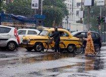 Rain, hailstorm likely over Kolkata