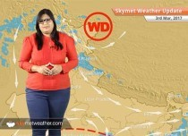 Weather Forecast for March 3: Cloudy weather in Chennai, Bangalore, rain in Kashmir Himachal, UP