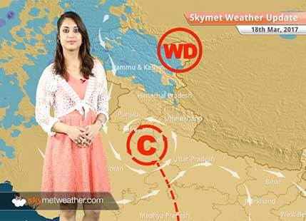 Weather Forecast for March 18: Rain in Bangalore, Kolkata; Dust-storm in Rajasthan, Haryana
