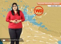 Weather Forecast for March 3: Rain in Chennai, Bangalore, Bihar, TN, Kerala