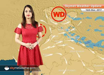 Weather Forecast for March 16: Snow in Kashmir, Himachal; Dry weather in Northwest India