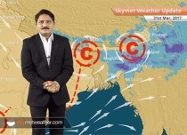 Weather Forecast for March 31: Heatwave in Rajasthan, Gujarat, Maharashtra, MP, Rain in North Bihar, WB