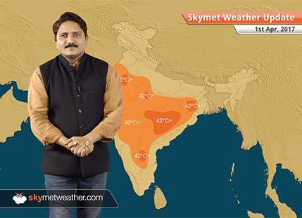 Weather Forecast for April 1: Heatwave grips East India, rain likely over HP and Jammu