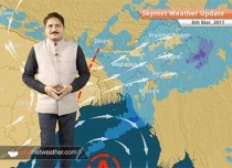 Weather Forecast for March 8: Rain in Kashmir, Himachal, Punjab, Rajasthan