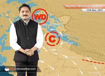 Weather Forecast for March 11: Lucknow, Kolkata, Chennai to get Pre-Monsoon rain