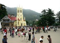 Shimla Hot Weather 2