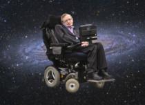 Stephan Hawking Space 2