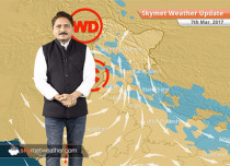 Weather Forecast for March 7: Rain in Kashmir, Rajasthan, Haryana, Vidarbha