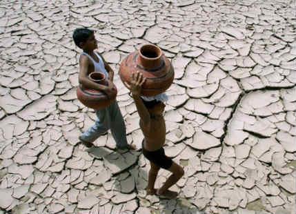 Bundelkhand Drought
