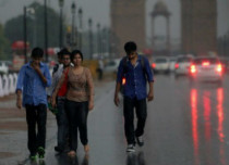 Rain and thundershowers in Delhi-NCR today to bring more relief