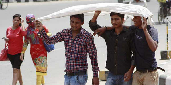 Warm weather engulfs Delhi NCR, mercury to rise next week