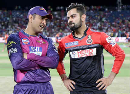 IPL 2017, RCB vs RPS: It's Kohli vs Dhoni in warm Bengaluru