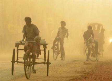 Dust storm_Rajasthan